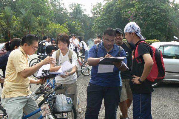 Bicycle Ride Hunts