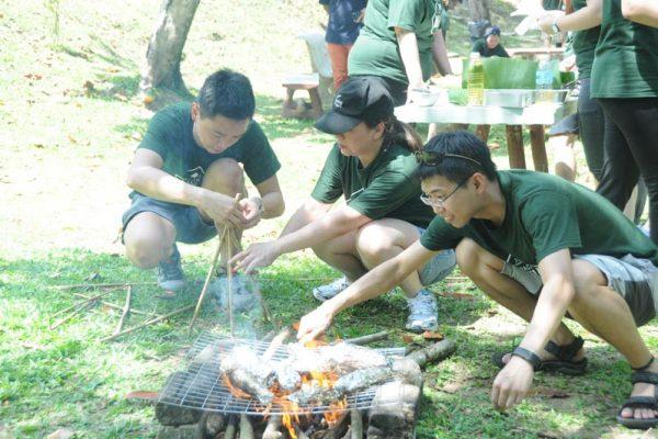 Team Iron Chef Series