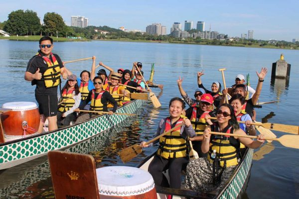 Dragon Boat Team Challenge