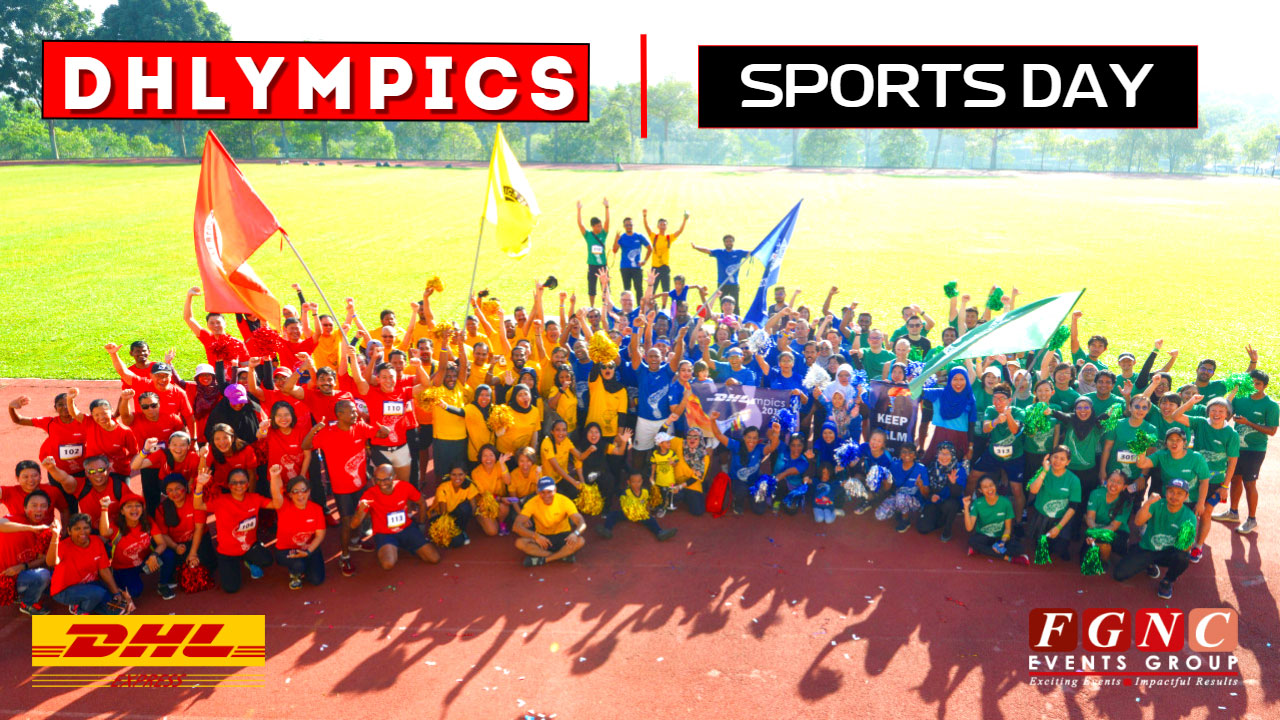 DHLampics Sports Management FGNC