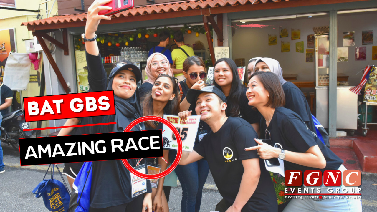 BAT GBS Amazing Race FGNC