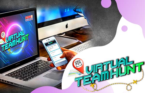 virtual team hunt