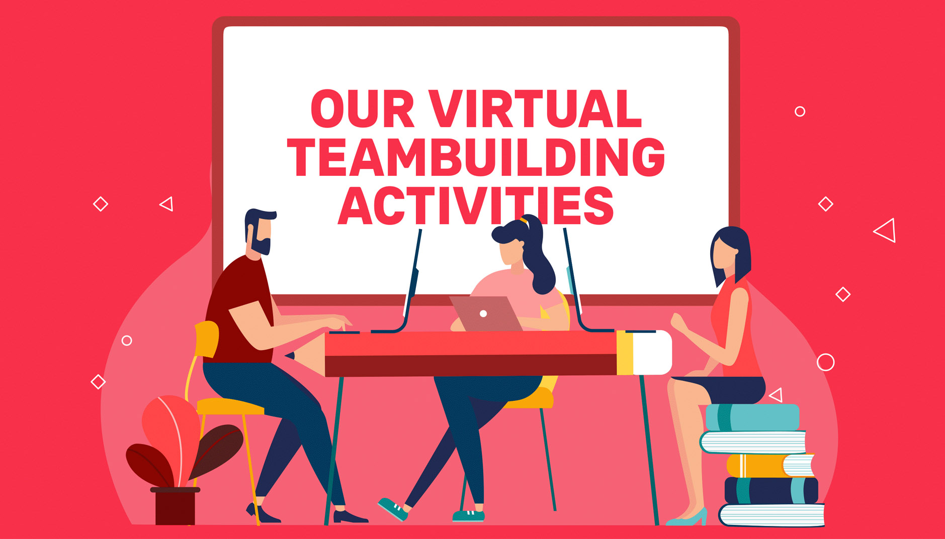 Our virtual teambuilding activities